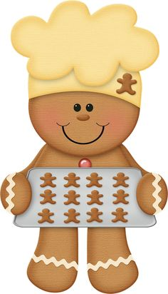 Gingerbread clipart christmas couple Pinterest on Quesada Ginger Navidad