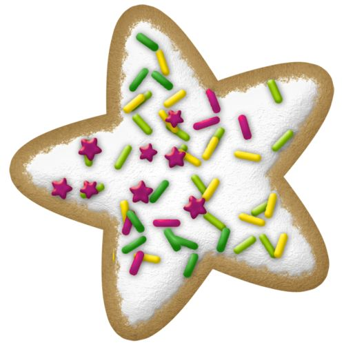 Biscuit clipart holiday cookie Art  Free Clip Christmas