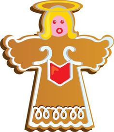 Biscuit clipart holiday cookie Clip Christmas Clip Cookie Sugar