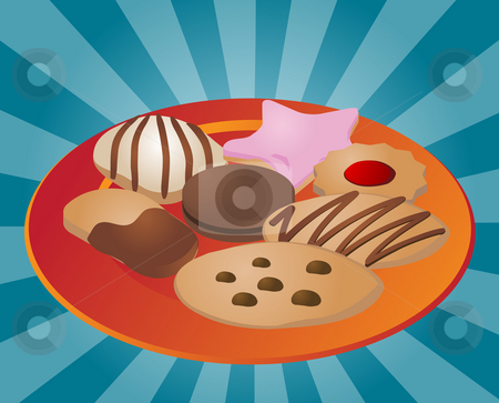 Biscuit clipart plate cookie Plate Cookies #19899 com Plate