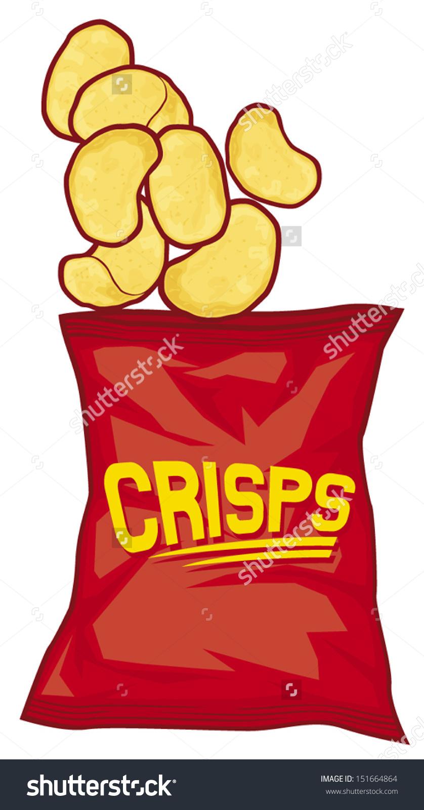 Biscuit clipart potato chip Explore crisps Bags Pinterest Google