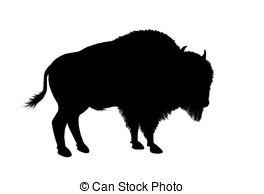 Bison clipart A north  bison