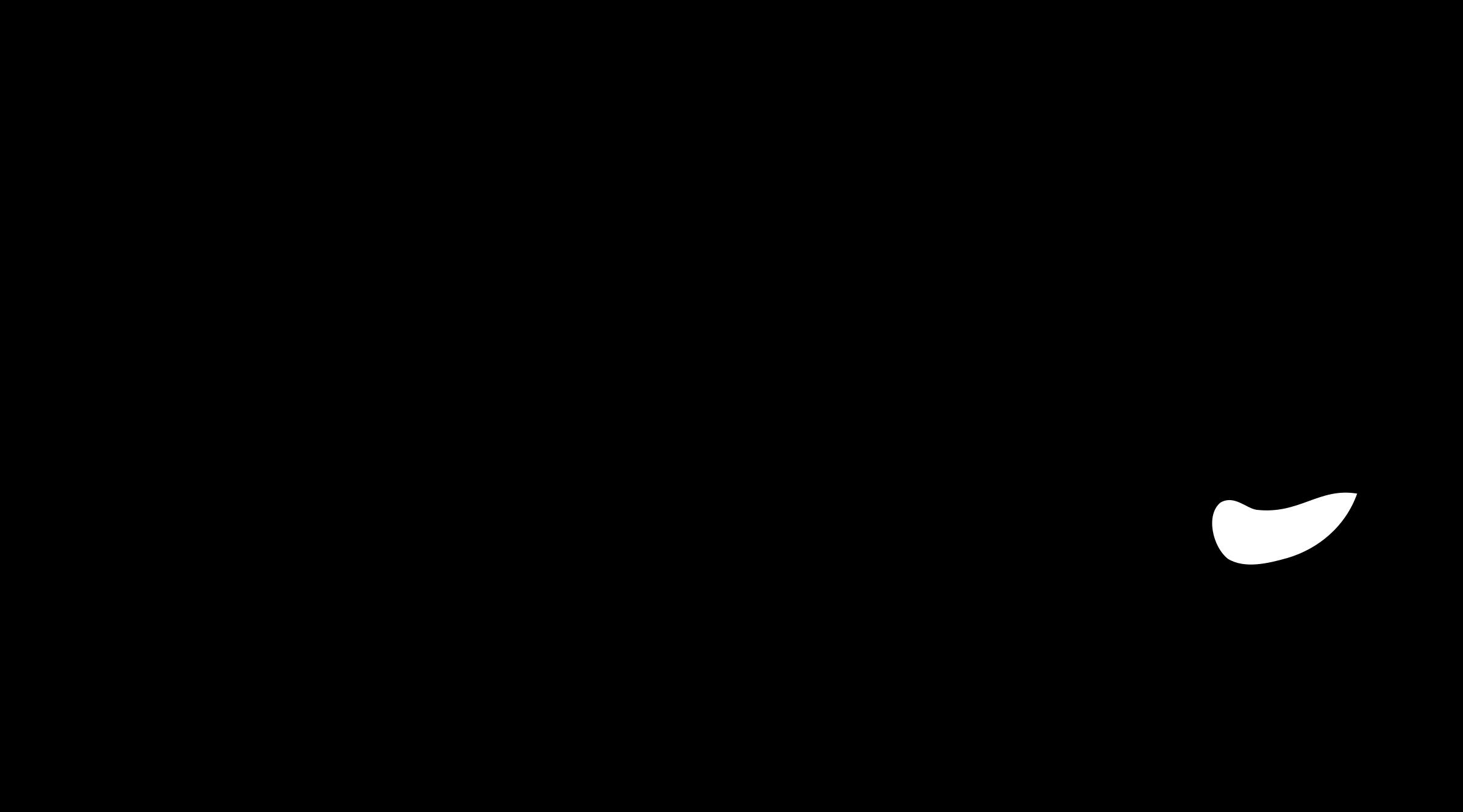 Bison clipart black and white Icon Black Clipart Bison White
