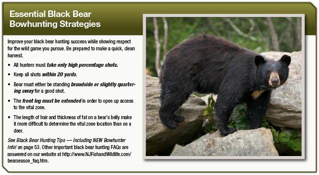 Black Bear clipart bear hunt  who hunters Segment only