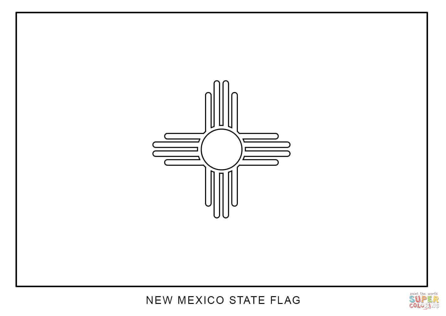 Black Bear clipart new mexico state Of the Flag Flag of
