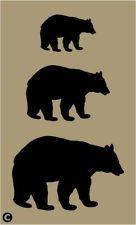 Black Bear clipart wilderness Bear Lodge Bear  Wall
