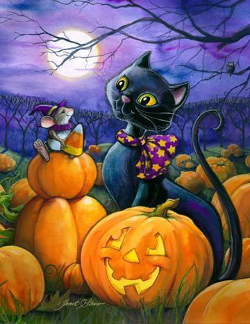 Black Cat clipart pumpkin patch Cat Pumpkin black candy Patch