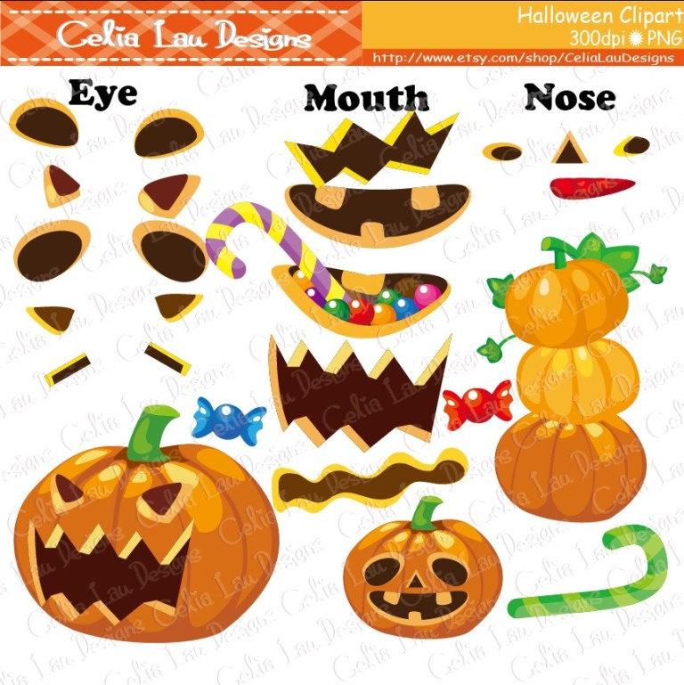 Black Cat clipart pumpkin patch  This file Cat is
