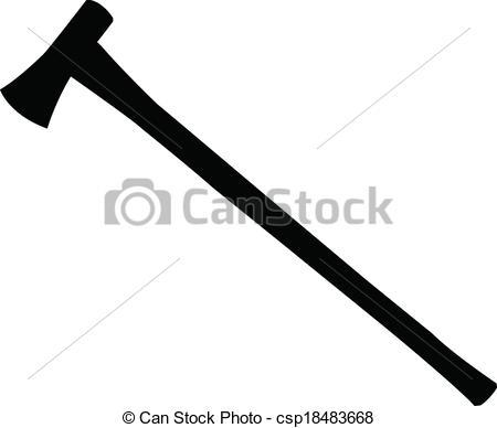 Black clipart axe Vector Axe Vector Search