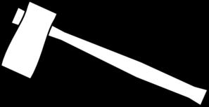 Black clipart axe At Axe Axe  com