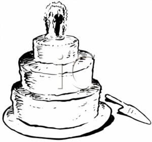 Wedding Cake clipart wedding dinner Cake Clipart 26 White Cake
