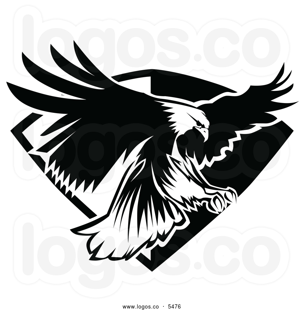 Black Eagle clipart american eagle Collection Art art Clip white