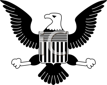 Black Eagle clipart american eagle Clip eagle Art Free clipart