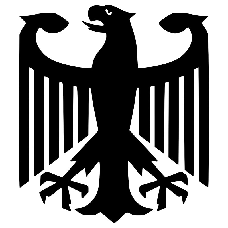 Black Eagle clipart german eagle China Decal Cheap Styling Eagle