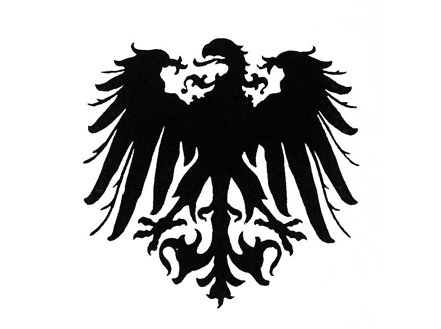 Black Eagle clipart german eagle Flash flash Tattoo tattoo style