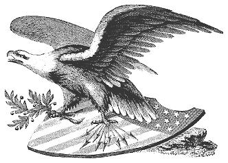 Black Eagle clipart patriotic Free American Free Clipart American