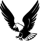 Black Eagle clipart patriotic Eagle Clipart Eagle Free