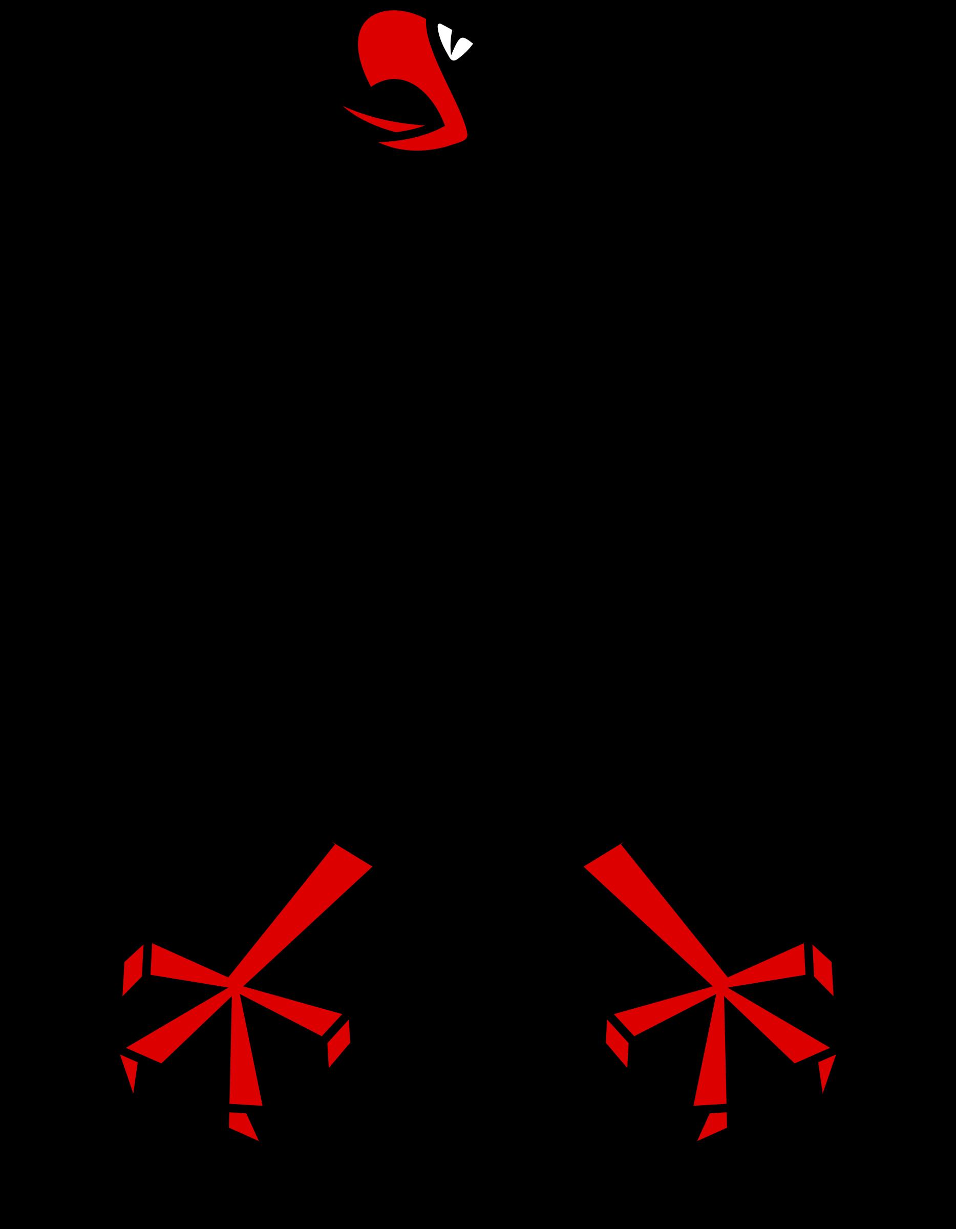 Black Eagle clipart stylised 3 Stylised Clipart eagle Stylised