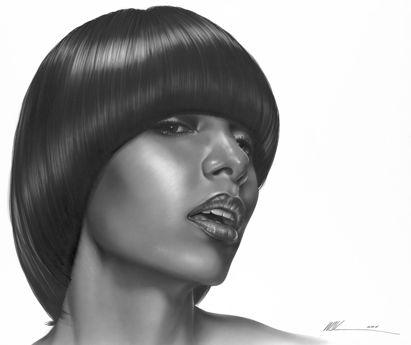 Dark Hair clipart American African African & 25+