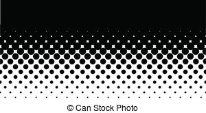 Black Hole clipart dot Black Stock half Black dots