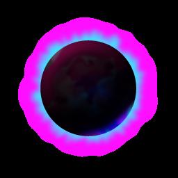 Black Hole clipart pixel #1