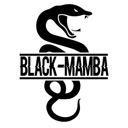 Black Mamba clipart colored S Black (@Skeedall) Twitter Black