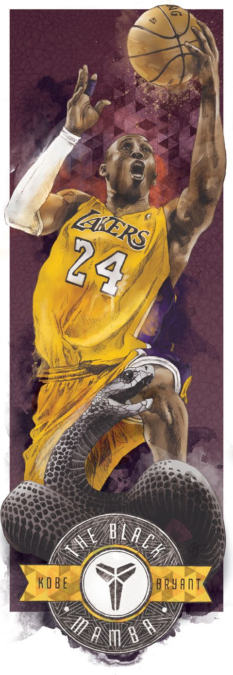 Black Mamba clipart blake Colorful watercolor Pinterest best art
