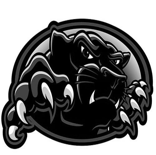 Panther clipart logo #2