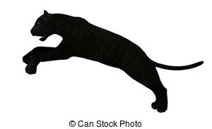 Black Panther clipart Black 856 panther panther Black
