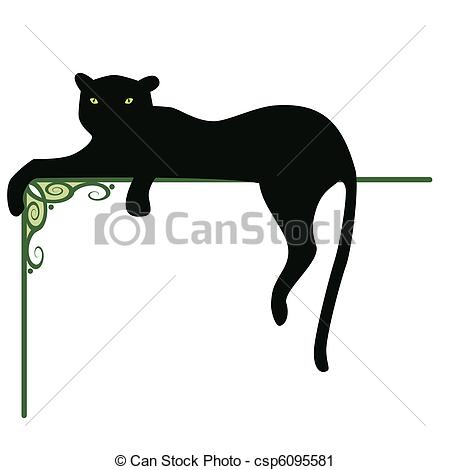 Black Panther clipart Panther black Art and panther