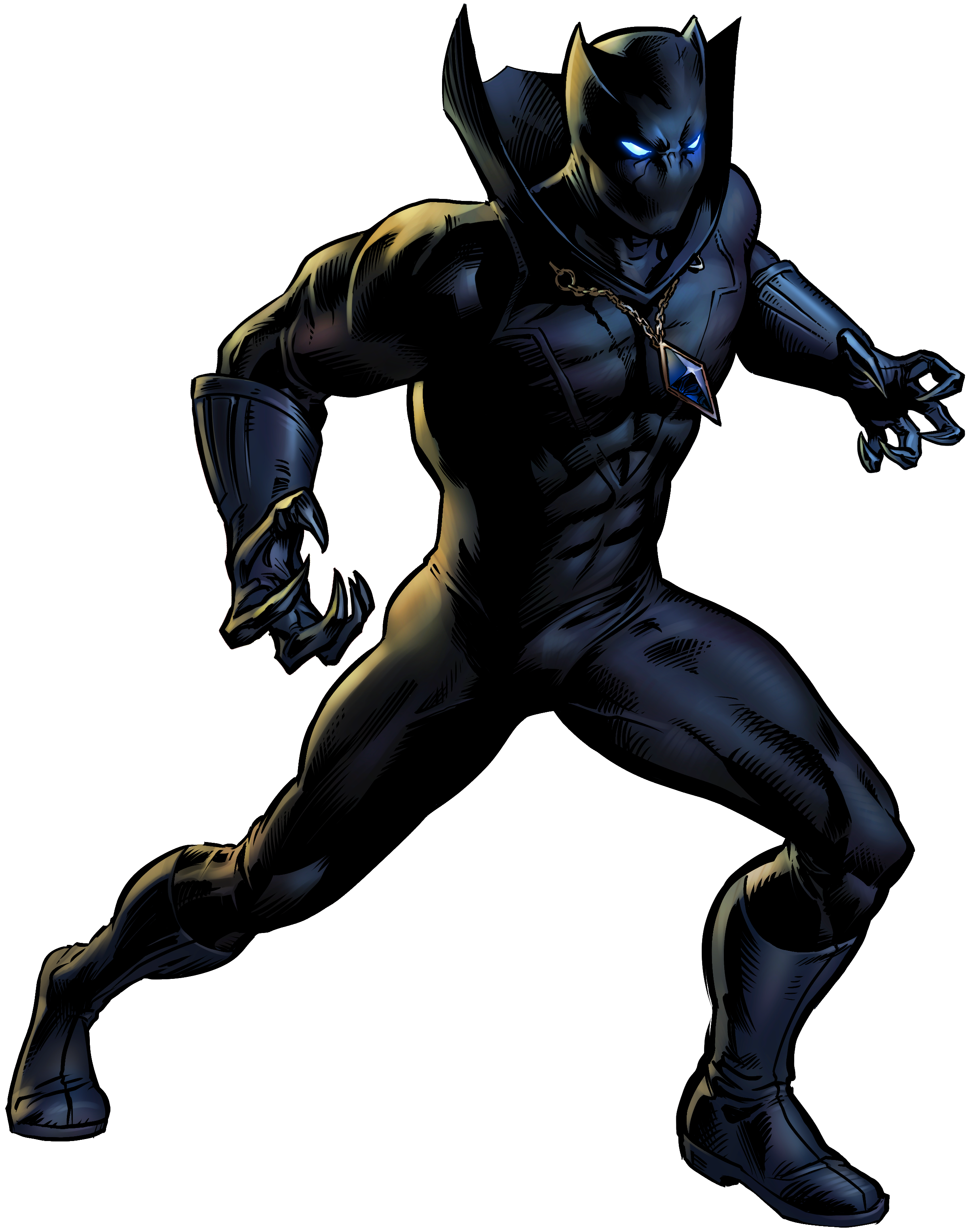 Black Panther clipart black thing By by by Black alexiscabo1