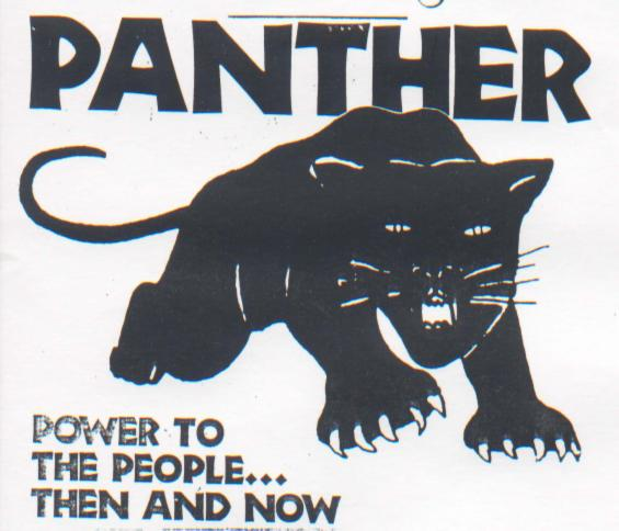 Black Panther clipart bloomsburg People cite unity they in