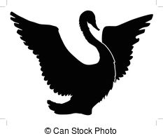 Black Swan clipart And clip Swan  images
