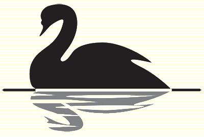 Black Swan clipart nassim taleb Cafe Bear The  Silver