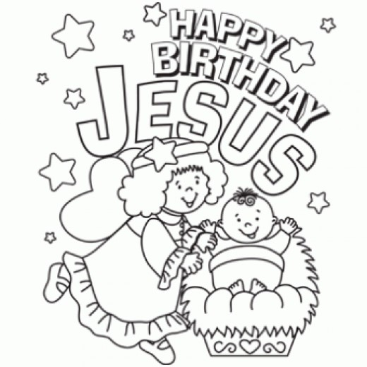 Black & White clipart baby jesus Baby – and Jesus Clipart