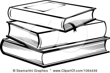 Bobook clipart balck white Free White Clipart Books Clipart