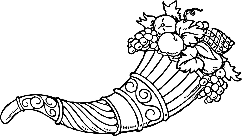 Cornucopia clipart cranberry Clip images clip art clipart