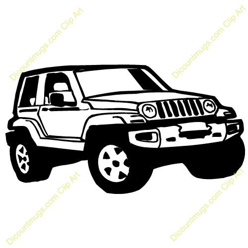 Black & White clipart jeep Clipart jeep jeep Clipart clipart