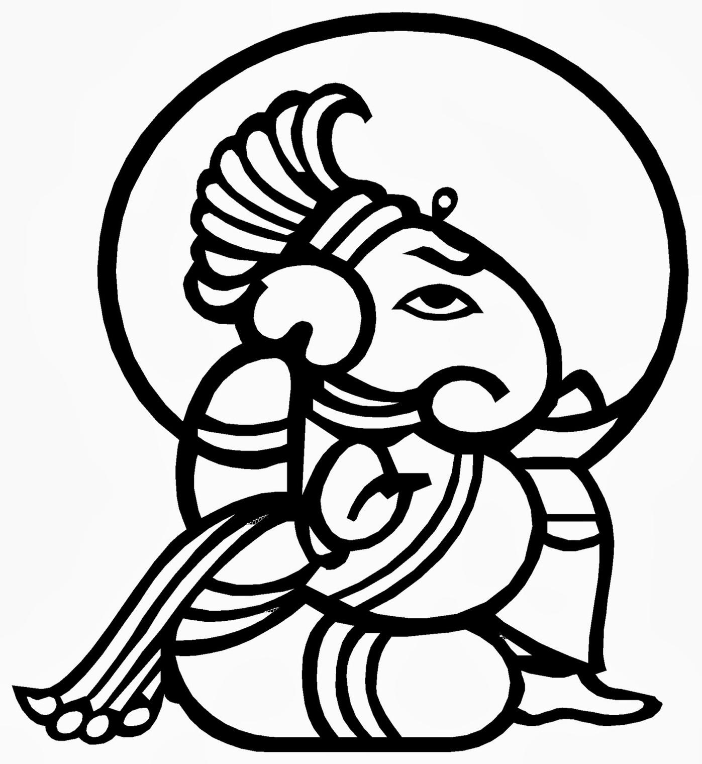 Black & White clipart kalash Art clip to Clip Kalash
