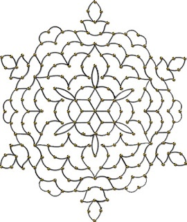 Black & White clipart rangoli Designs 25+ rangoli  outlines