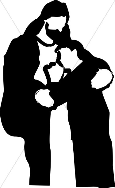 Black & White clipart youth Graphics Strength Youth to Church