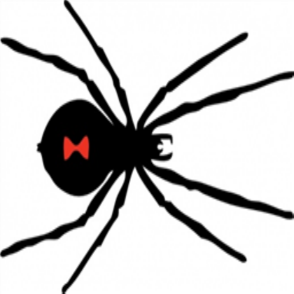 Black Widow clipart Widow black clip clip spider