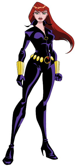 Black Widow clipart  Widow Black Avengers Clipart