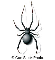 Black Widow clipart animated And 723 Spider illustration spider