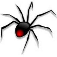 Black Widow clipart animated Bite Black photo: Black Gifs