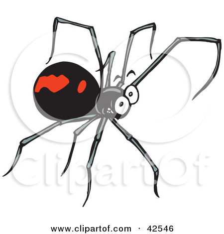 Black Widow clipart cartoon Images Panda Free Clipart Clipart