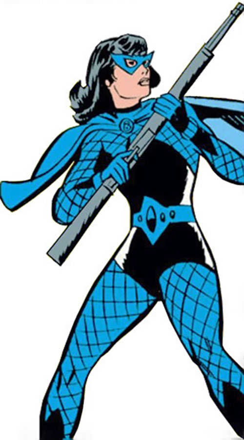 Black Widow clipart marvel character Rifle with Avengers Comics Black