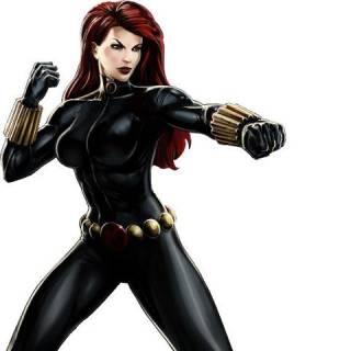 Black Widow clipart superhero Giant all (38) images Widow