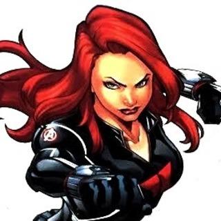 Black Widow clipart superhero Comic all (1630) images Widow