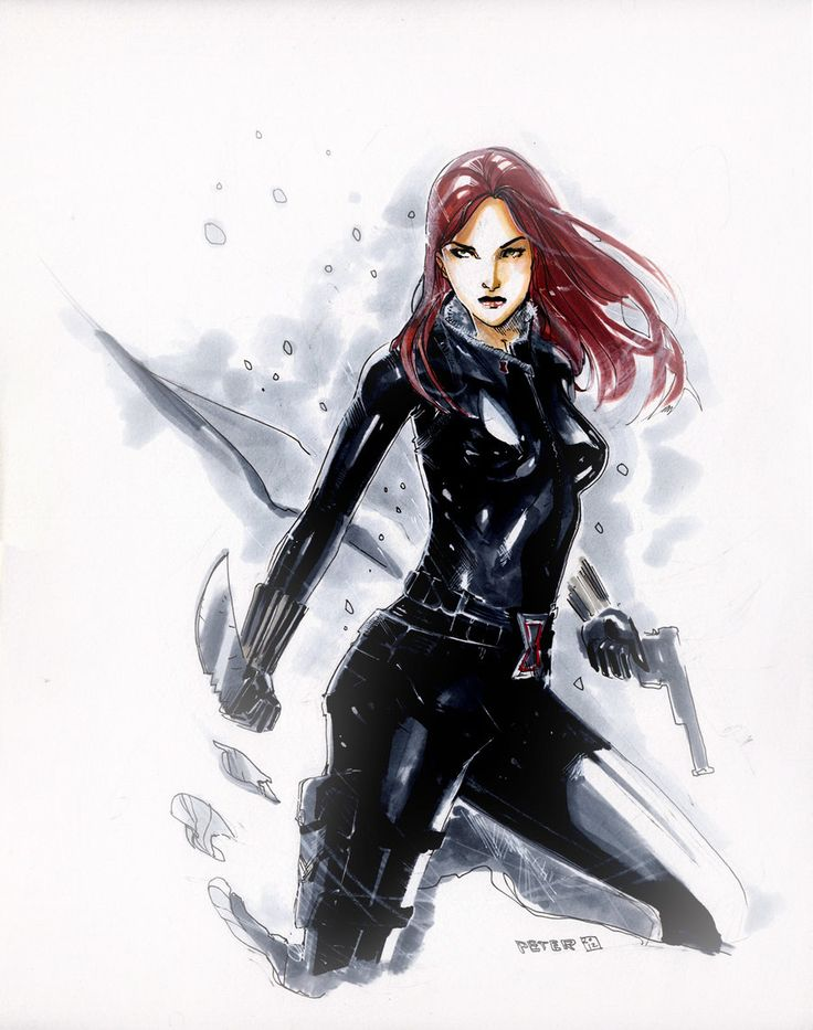 Black Widow clipart superhero family The Pinterest and on Pin